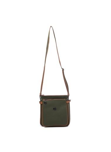 TH Bags Kadın Çapraz Çanta TH-YK9950 Haki